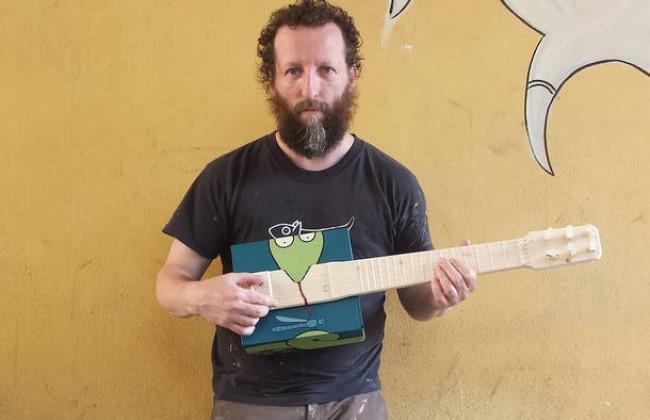 Massimo Caccia at Tobado.com