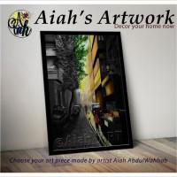 La vie quotidienne , a painting by Aiah7