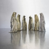 Guardians of Time by Manfred Kielnhofer, a sculpture by contemporaryart