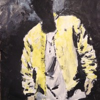 Play Boy, a painting by Dominique Dève