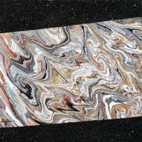 Carbon, a painting by Émilie Converset