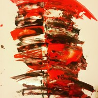 My Head - my Way , a painting by He Art
