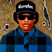 Eazy-E, a painting by mikekimart