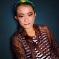 Aladdin Inspired Makeup Art, a photo by rjalday_makeups