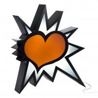 """""""Boom"""", a sculpture by steve sperguenzie"""