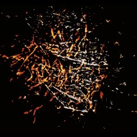 Look In A Fire, a photo by Vladislav Slyusarev