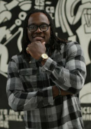 Adrian Blake at Tobado.com