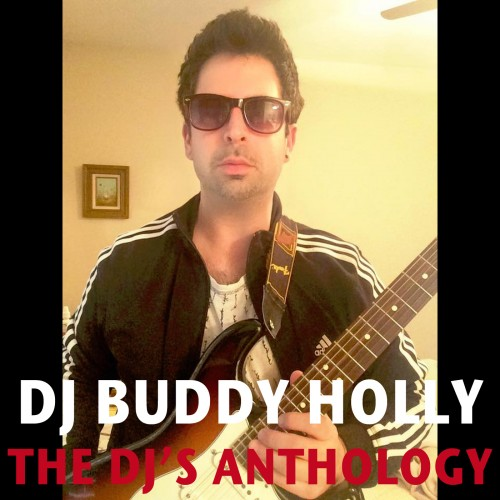"DJ Buddy Holly - ""The DJ's Anthology"", a print by davidcharleskramer"