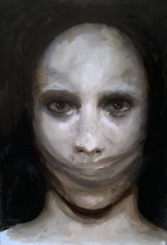 Risonanza, a painting by nimatayebian