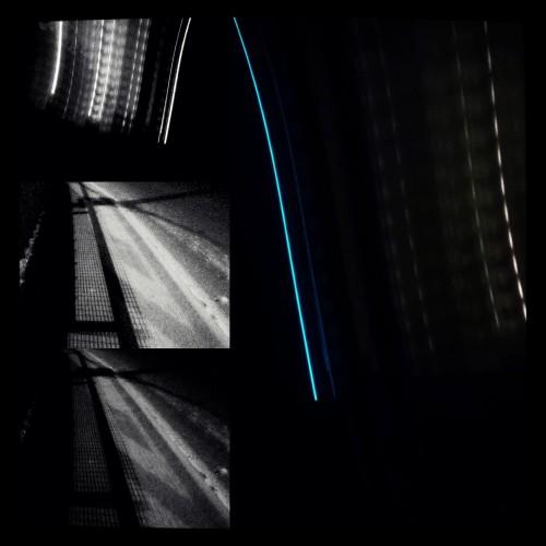 Night walk abstractions, a photo by Saki_li_art