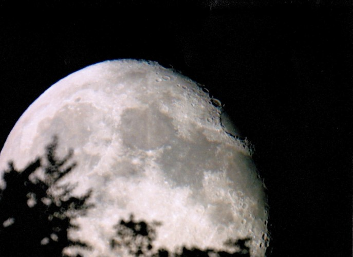 ETX Moon, a photo by Stéphane Rossi