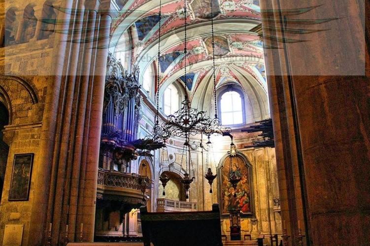 Sé of Lisbon, a photo by vítor