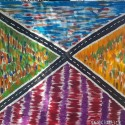 Crossroads of Life, a painting by paulys art