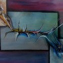 Enthusiasm 2, a painting by Tripati Artist