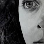 Visions I / Alice's Dream, a drawing by Angello Delmonico