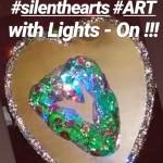 #SILENTHEARTS (CLASSIC ART), a installation by BUGEYEDU2