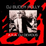 DJ Buddy Holly aka DJ Devious - created by David Charles Kramer, a print by davidcharleskramer