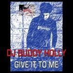 """DJ Buddy Holly - """"Give It To Me"""", a print by davidcharleskramer"""