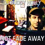 "DJ Buddy Holly ""Not Fade Away"" - created by David Charles Kramer, a print by davidcharleskramer"