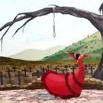 Il Triello Con Il Capio Di Tuco, a painting by mikekimart