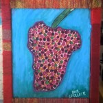 Divine Fruit, a painting by paulys art