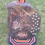 Numbakulla, a sculpture by paulys art
