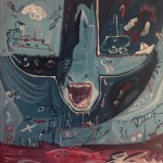 Shark in my dream , a painting by Valentialvin